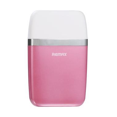Jual Remax Aroma RPP-16 Powerbank - Pink [6000 mAh] Harga Rp Segera Hadir. Beli Sekarang dan Dapatkan Diskonnya.