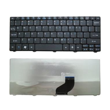 Acer Keyboard for Aspire One Happy 532H/D255/D260 - Black