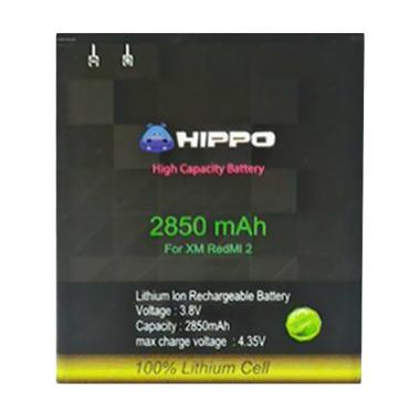 HIPPO Battery for Xiaomi Redmi 2 [2850 mAh]