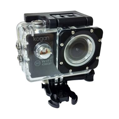 Kogan Action Camera - Hitam [WiFi/ 1080p/ 12 MP NV]