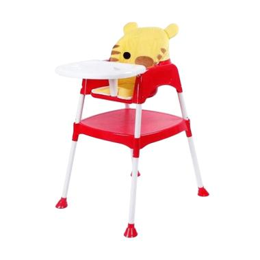 Baby Safe HC03B Separable High Chair Tiger