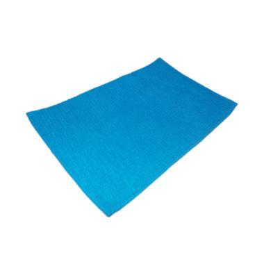 Fantasy Microfiber Mat Keset - Blue