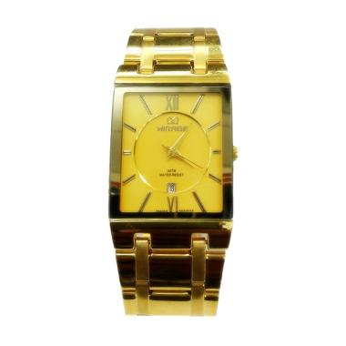 Mirage M975G Jam Tangan Fashion Pria - Gold