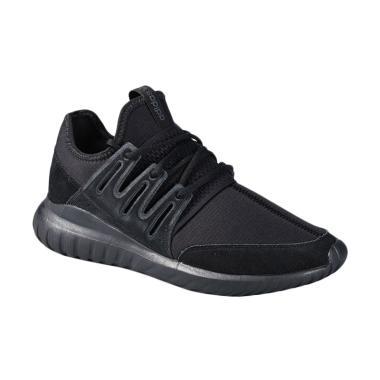 adidas Men Originals Tubular Radial Sepatu Olahraga (S80115)