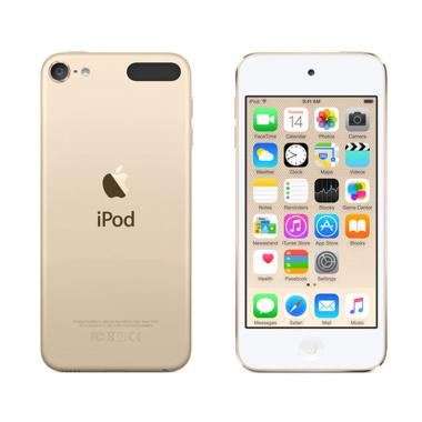 Apple iPod Touch 6 64 GB Audio Player - Gold