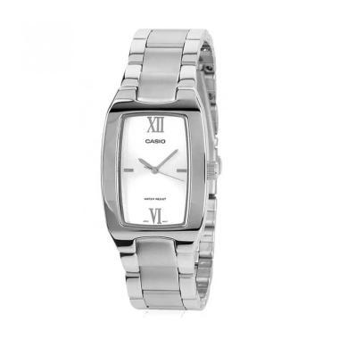 CASIO LTP-1165A-7C2 Jam Tangan Wanita - Silver