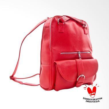 Salvora Backpack SV11 Tas wanita - Red