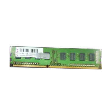 V-GeN DDR3 Long Dimm Memory PC [2GB/PC12800/1333Mhz]