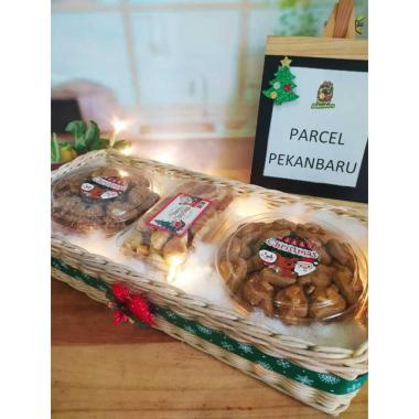 harga Quarantine Christmas Cookies Hampers Kue Natal Maria Series 11 Blibli.com