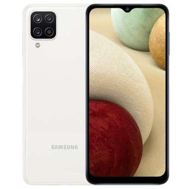 Samsung Galaxy A12 Smartphone [4GB/ 128GB] WHITE