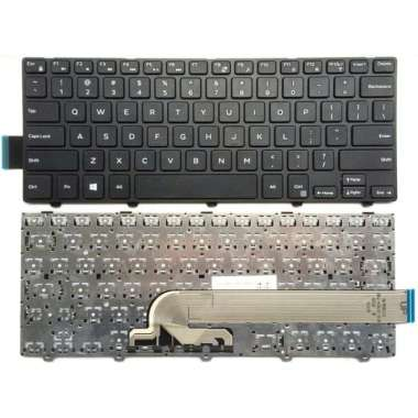 harga Keyboard Dell Inspiron 14 7447 Pandora 14-3000 3441 3442 3446 3451 Blibli.com