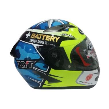 eaeecf82 Helm Full Face Kyt Ukuran M - Harga Terbaru Juni 2019 | Blibli.com