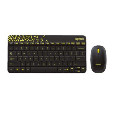 Logitech MK240 Nano Wireless Keyboard and Mouse
