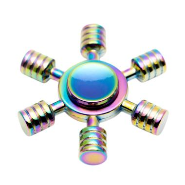 HAN Ship Wheel Roda Kemudi Titanium ... dget Spinner - Multicolor