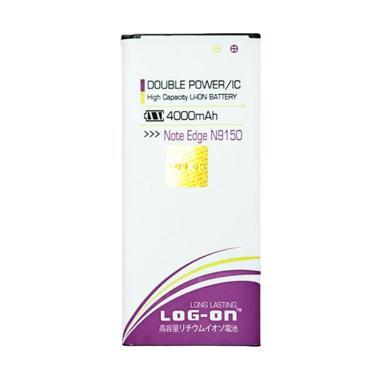 LOG-ON Double Power and IC Battery  ... 4000 mAh/Garansi 6 Bulan]