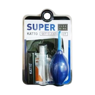 Katto 7 in 1 Cleaning Kit Pembersih Lensa Kamera