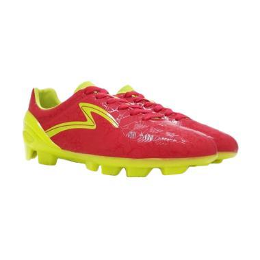 Specs Stinger FG 100621 Sepatu Sepakbola - Red