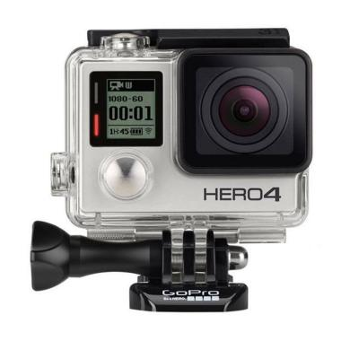 GoPro Hero4 Silver Edition  Action Cam [12MP]