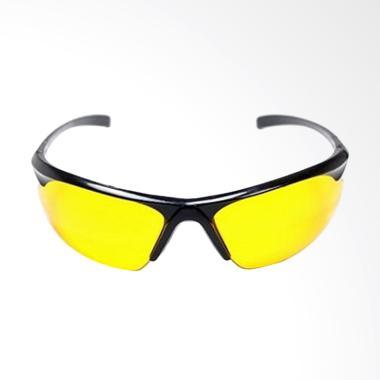 Aimons Night View Vision Sport Version Glasses Kaca Mata Anti Silau