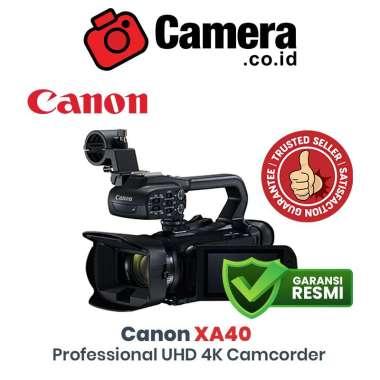 CAMERA.CO.ID - CANON Camcorder X-A40