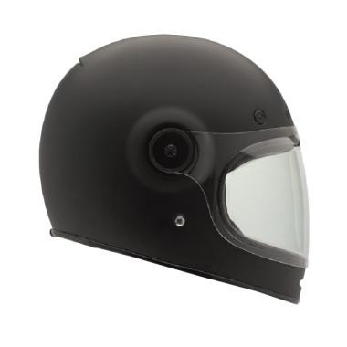 Bell Bullitt Helm Full Face - Matt Black