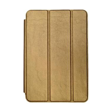 SMILE Smart Standing Casing for Apple New iPad 9.7 Inch 2017 - Bronze