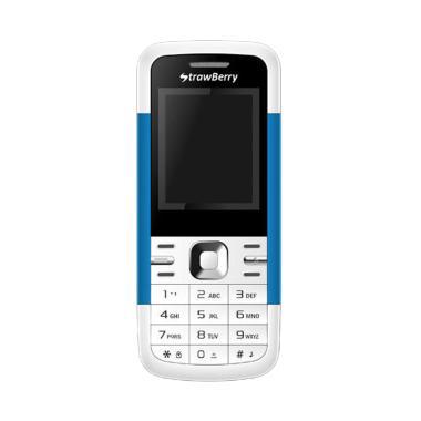 harga Strawberry ST7 Sierra Handphone - Blue Blibli.com