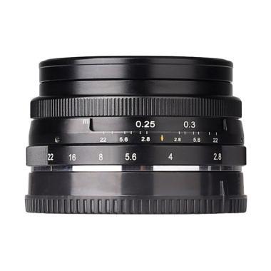 Meike 28 MM APS-C F2.8 For Canon Mirrorless - RESMI FREE UV Filter