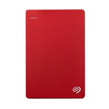 Seagate Backup Plus Slim HDD External - Red [1 TB]