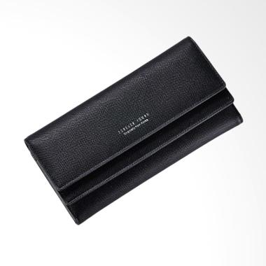 Forever Young Woman Wallet - Black