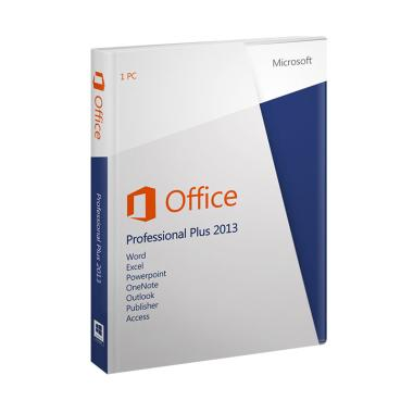 Microsoft Office 2013 Professional Software