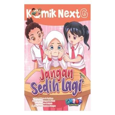 harga Buku Mizan Komik Next G Jangan Sedih Lagi Blibli.com