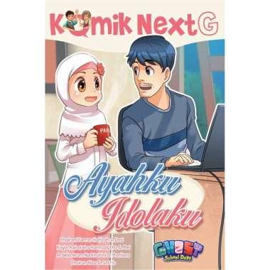 harga Buku Mizan  Komik Next G Ayahku Idolaku Blibli.com