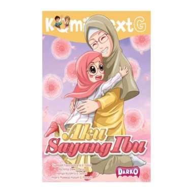harga Buku Mizan  Komik Next G Aku Sayang Ibu Rpl Blibli.com