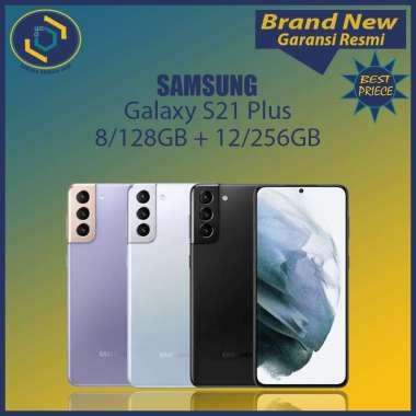 SAMSUNG Galaxy S21 PLUS 8/256GB Smartphone Garansi Resmi SEIN phantom silver