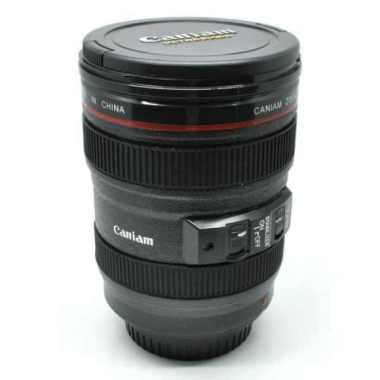 harga Gelas Minum Bentuk Lensa Kamera Ef 24-105mm - 400ml Mug Unik Cangkir Blibli.com