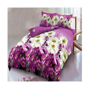 Kintakun Dluxe Michelle Set Sprei - Purple