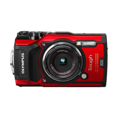 DOSS Olympus Tough TG-5 Digital Camera  with Underwater Housing
