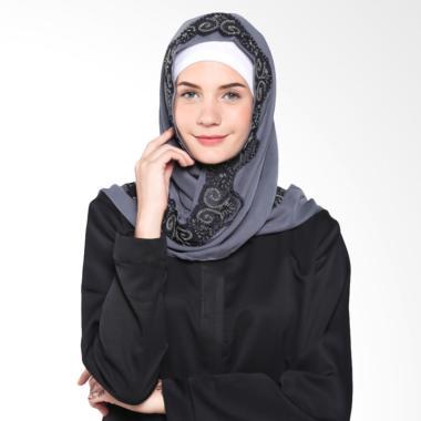 Rauza Rauza Alora Kerudung - Abu