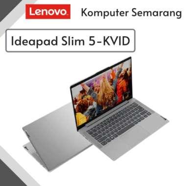 harga Lenovo Ideapad Slim 5-KVID Platinum Grey [I7-1165G7/16GB/512GB SSD/Windows 10 Home+OHS 2019/14