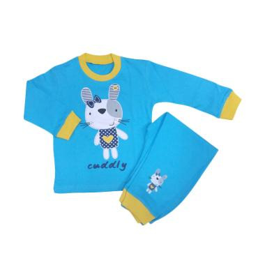 Amaris Fashion PCE 003 Baju Tidur Anak - Biru