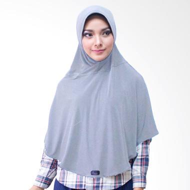 Milyarda Hijab Bergo M Jilbab Instan - Abu