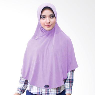 Milyarda Hijab Bergo M Jilbab Instan - Lavender