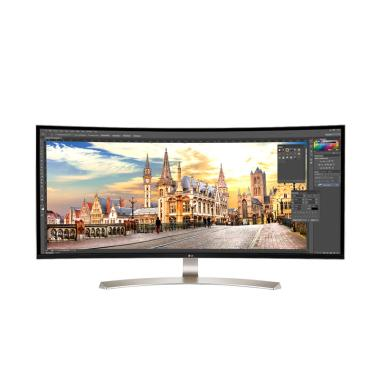 LG 38UC99-W Ultra Wide Curved Monitor [37.5 Inch]