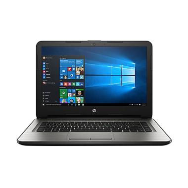 HP 14-BS013TU Notebook - Gray [14 Inch/i3-6006U/4 GB/Dos]
