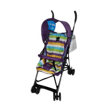 BabyElle 210 Vivo Kereta Dorong Bayi - Purple