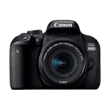 Canon EOS 800D WIFI 18-55 IS STM KIT Kamera DSLR