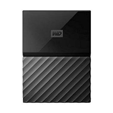 WD My Passport Portable Harddisk - Hitam [1 TB]