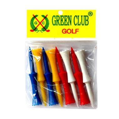 Green Club Golf PLastic Step Golf Tee GC T-7808