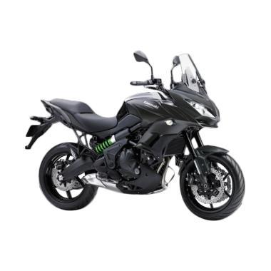 harga Kawasaki Versys 650 ABS Sepeda Motor - Black [OTR Jadetabekser] Blibli.com